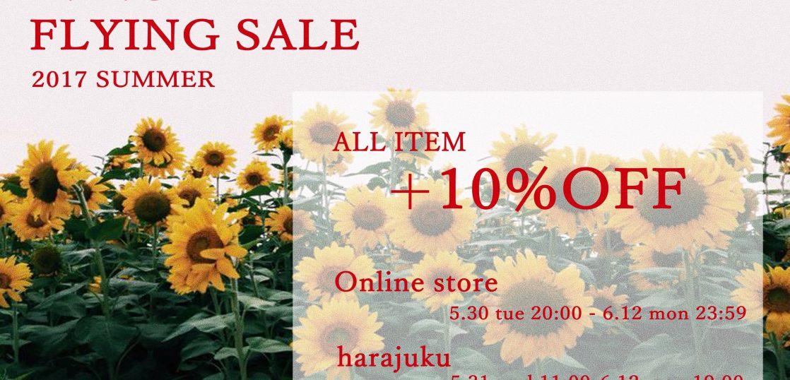 2017summerflyingsale